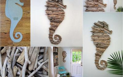 Domácí dekor ze suchých větví