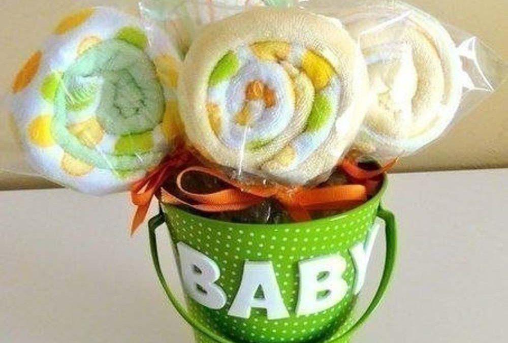 Roztomilý dárek pro mladou maminku