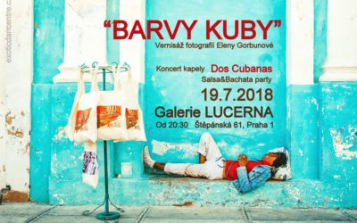 Barvy Kuby